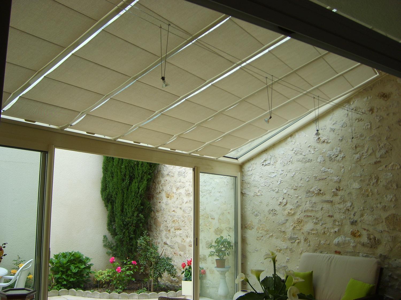 152 Stores à reflexion solaire